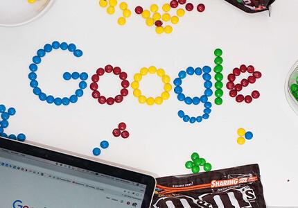 Keynote google mise en avant