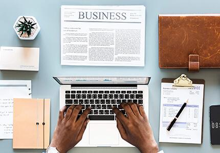 L'écriture sur le web mise en avant