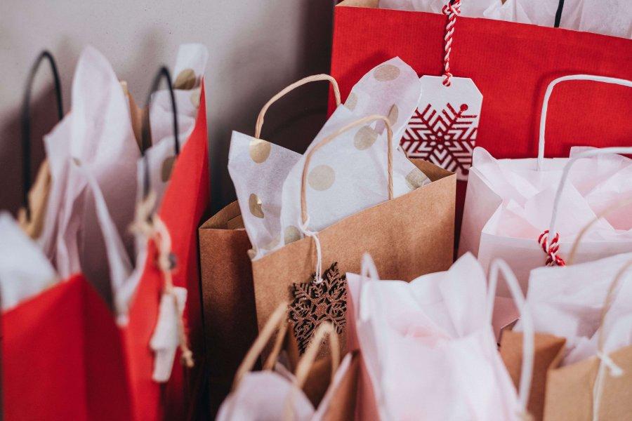 Photo google shopping bag