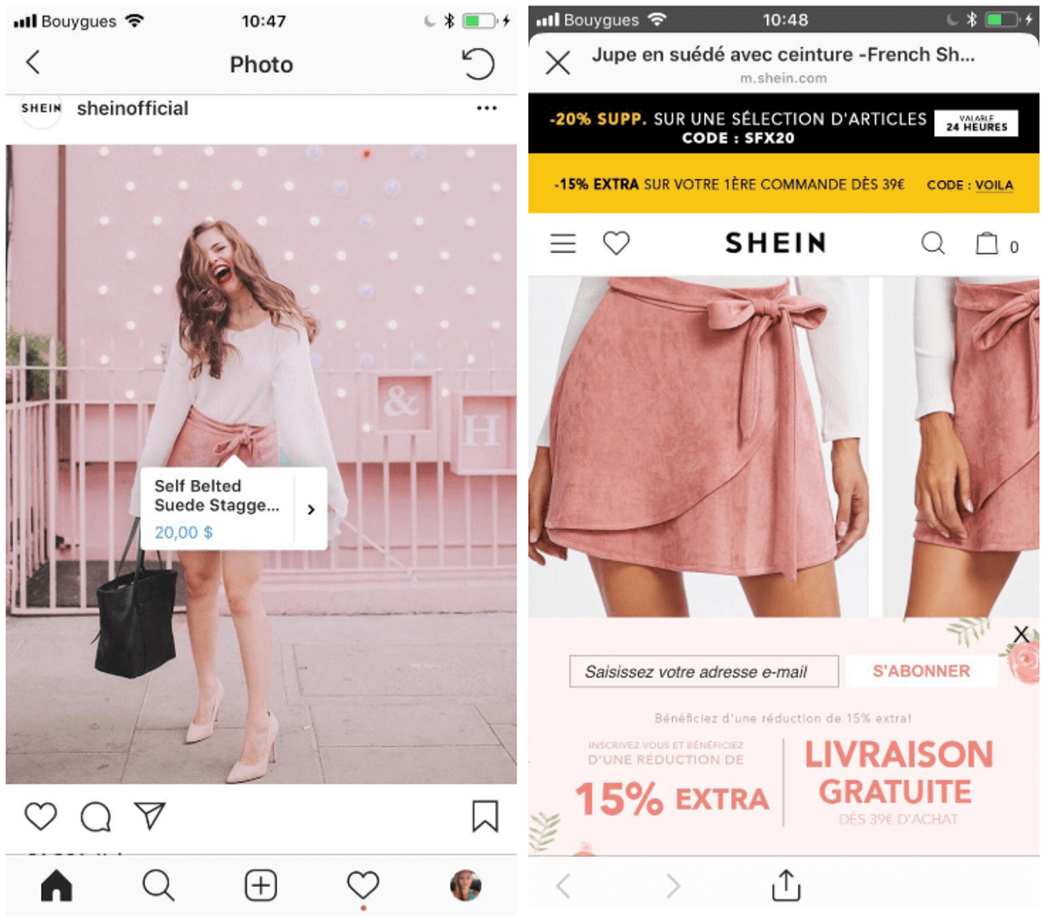exemple-Instagram-shopping-publicité