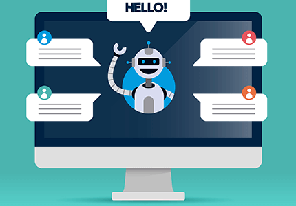 gestion relation client digital chatbot